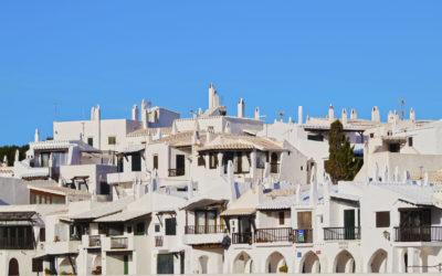 Binibeca, Juwel von Menorca