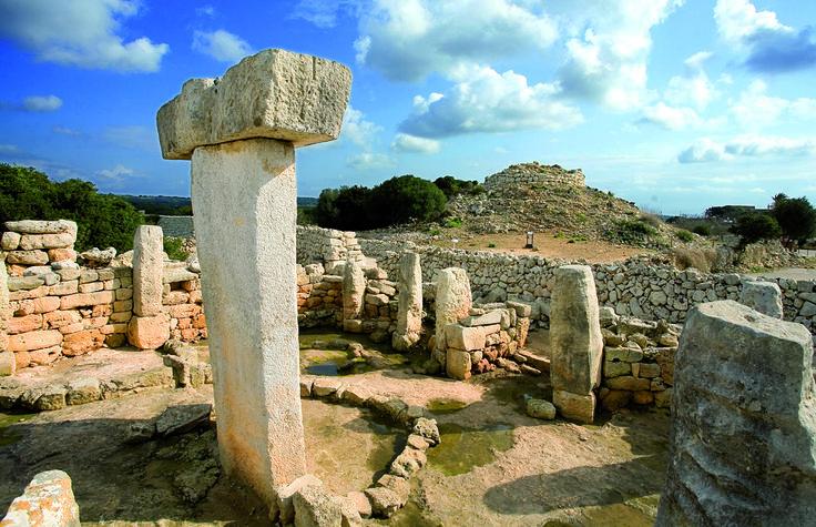 Cultura Talayótica - Menorca