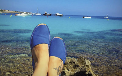 Avarcas von Menorca