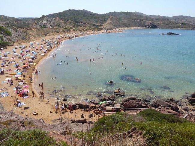 Playa Cavalleria - Villas Etnia