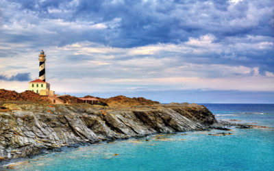 01. Favàritx lighthouse