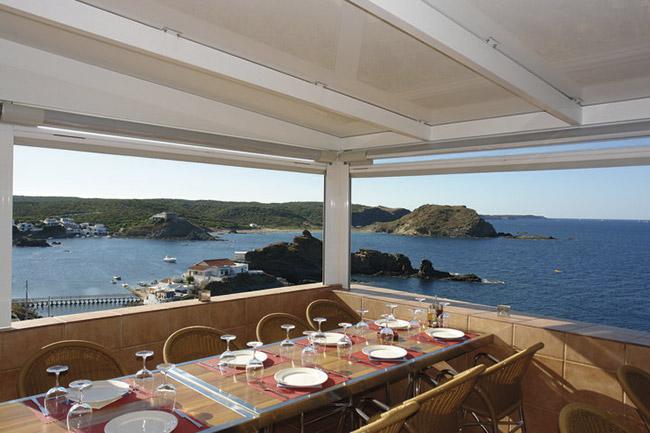 Restaurante Cap Roig - Villas Etnia