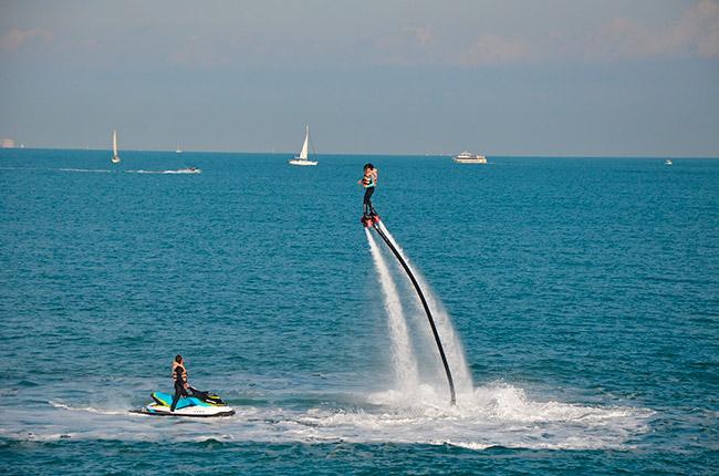 Flyboard Menorca - Villas Etnia