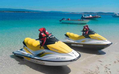 05. Jet ski route as a couple
