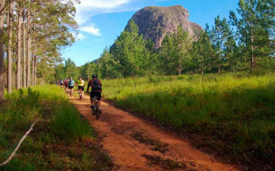 08. Mountain Bike excursion