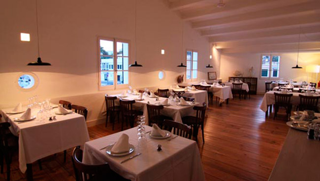 Restaurante S'Amarador - Villas Etnia