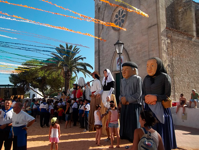 Fiesta Sant Gaietà Menorca - Villas Etnia
