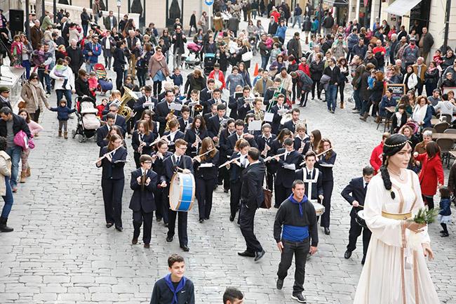 Fiesta Sant Lluís Menorca - Villas Etnia