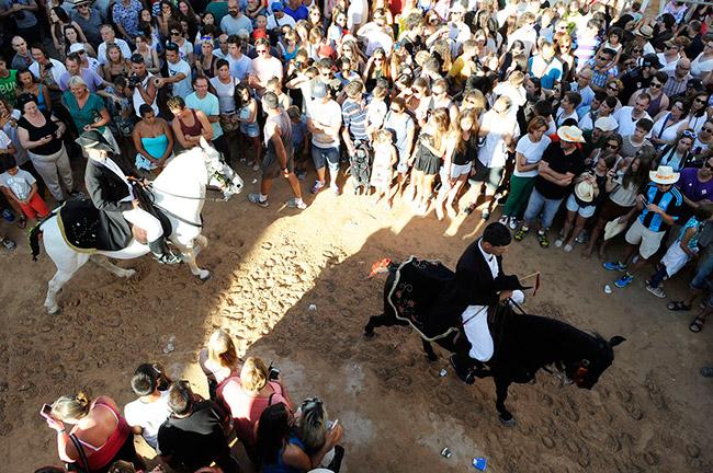 Fiesta Sant Martí Menorca - Villas Etnia