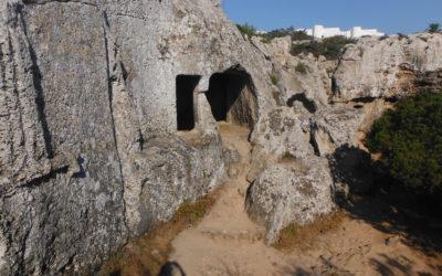 05. Nécropole de Cala Morell Ciutadella