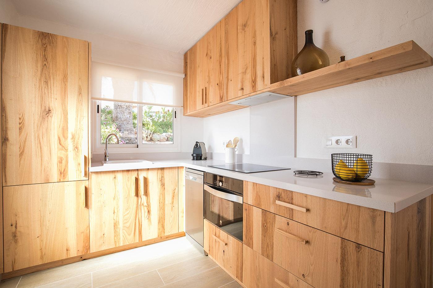 Villas Etnia Menorca - kitchen