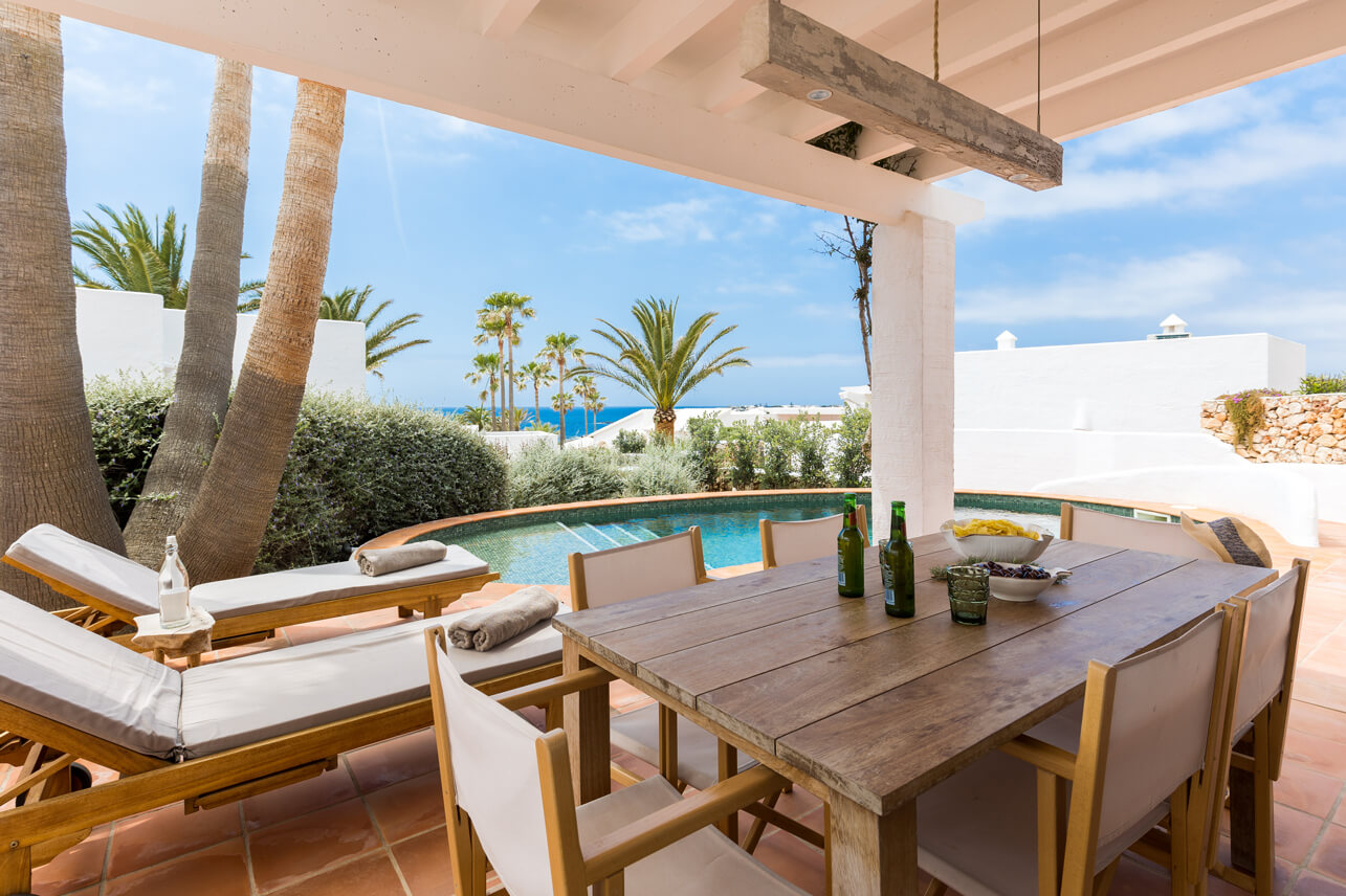 Villas Etnia Menorca - Terrace
