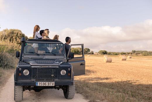 Jeep-Touren auf Menorca