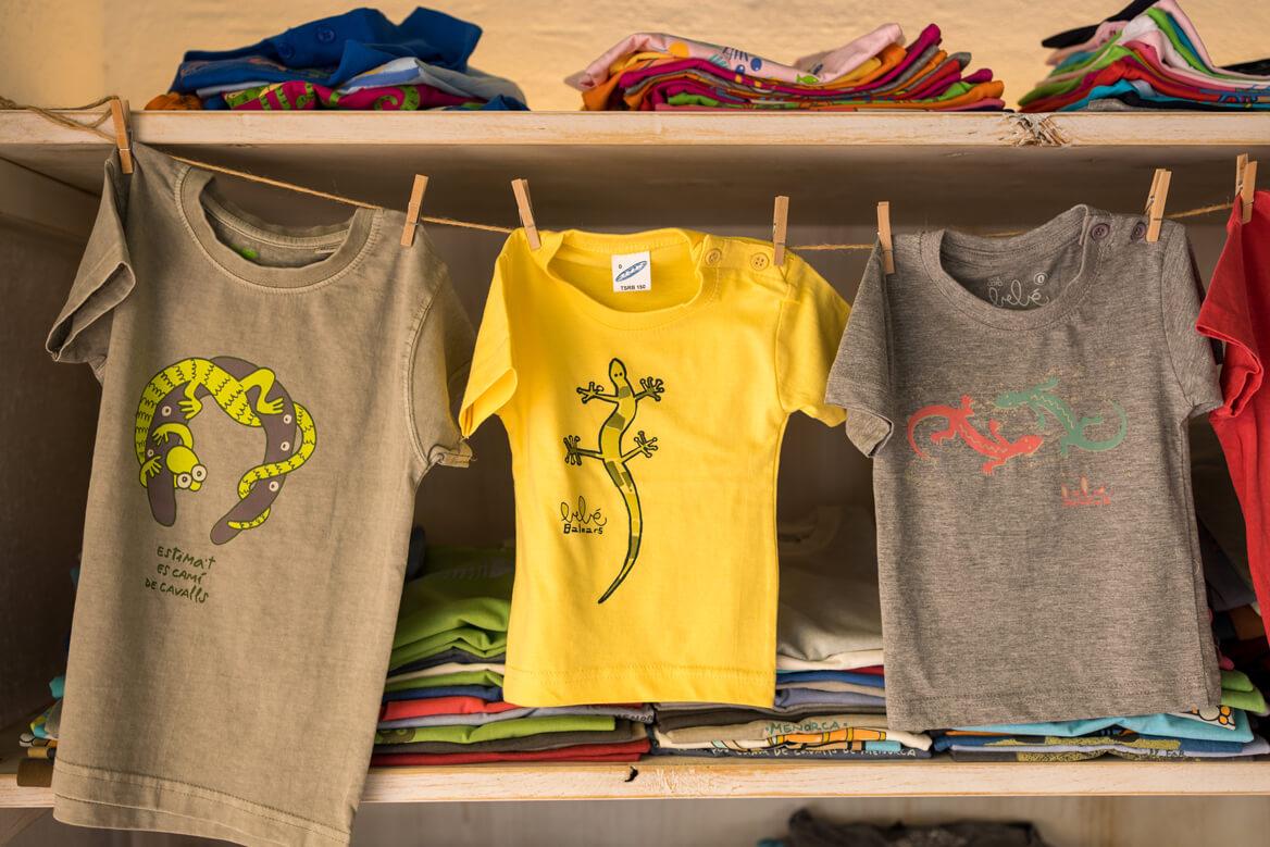 Tienda Villas Etnia (Camisetas de Menorca)