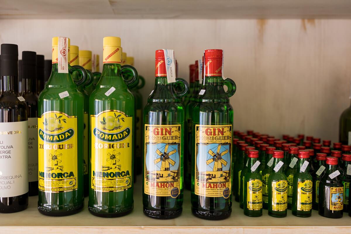 Tienda Villas Etnia (Productos típicos de Menorca)
