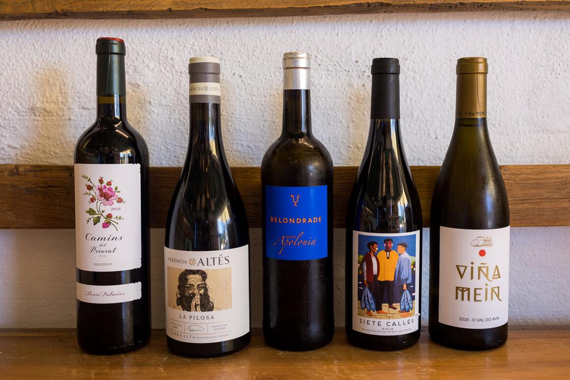 Tienda Villas Etnia (vino)